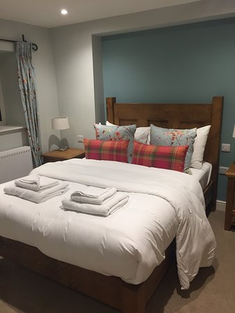 Bishop Thornton, UK: Unbelievable quality and comfort