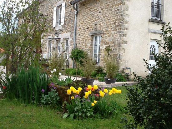 Au Repos du Vannier : Facade de la maison - photo principale