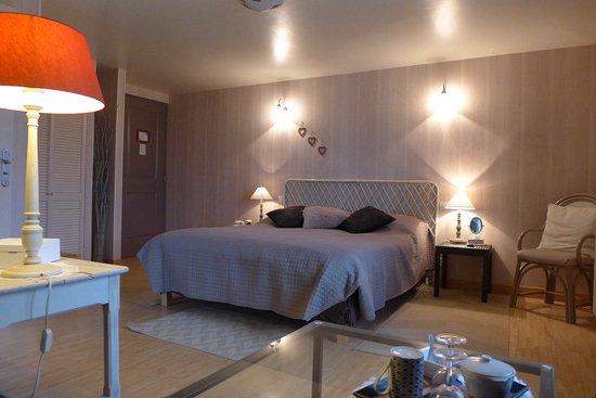 Fayl-Billot, France: Chambre 3