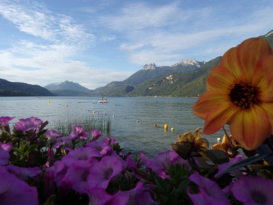 Lathuile, Frankrike: lac annecy