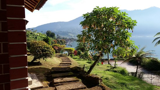 Baturiti, Indonesia: view from the room
