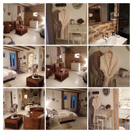 Fayl-Billot, France: Chambre 4 -