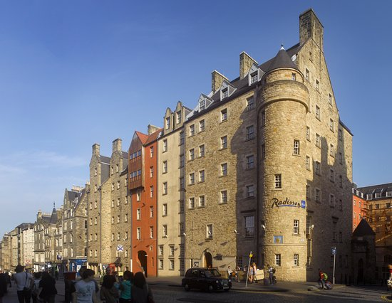 Radisson Blu, Edinburgh Hotel