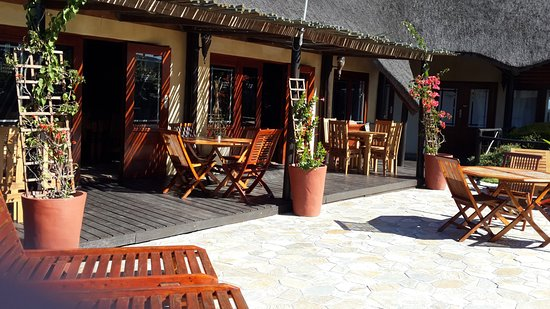 Colchester, جنوب أفريقيا: Terrace