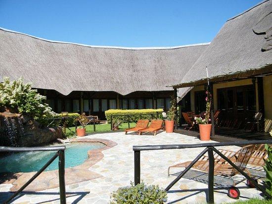 Colchester, جنوب أفريقيا: Splash  Pool