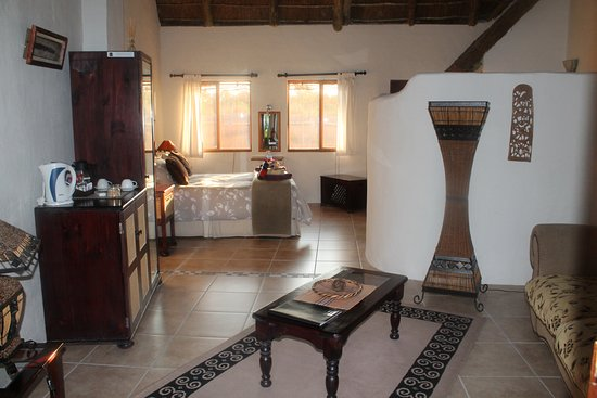 Elephants Footprint Lodge: Double rooms