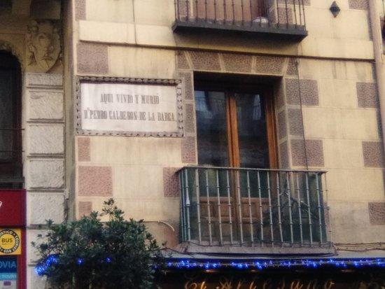 Casa de Calderon de la Barca
