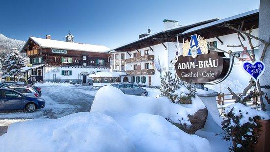 Wander- und Aktivhotel Adam-Braeu : Winterwunderland