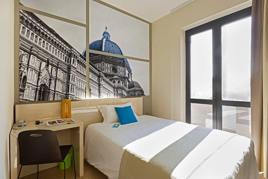 B&B Hotel Firenze City Center-billede