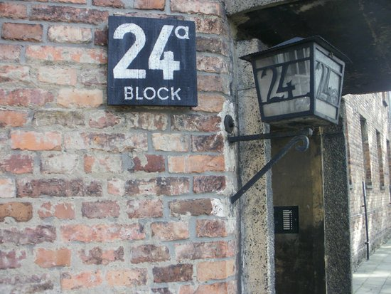 Block 24 auschwitz