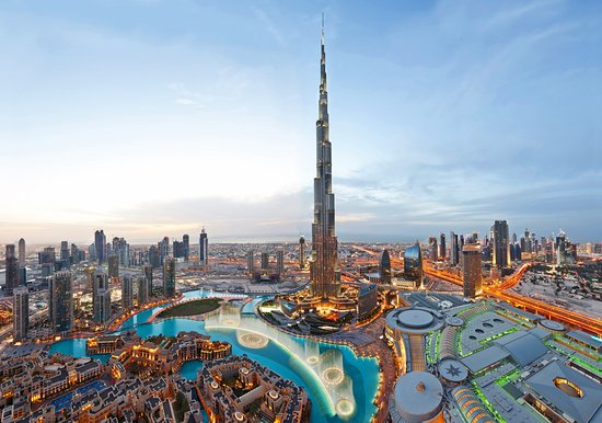 Photo of Monument / Landmark Burj Khalifa at 1 Mohammed Bin Rashid Blvd, Dubai 9440, United Arab Emirates