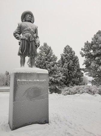 Pietari Brahen Patsas: Statue of Per Brahe/Pietari Brahe