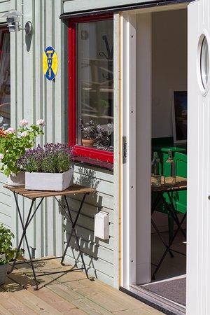 Svartso, Szwecja: Mainentrence