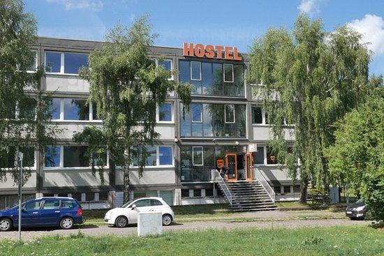 Die Lage ist gut Hostel Stralsund Stralsund Bewertungen