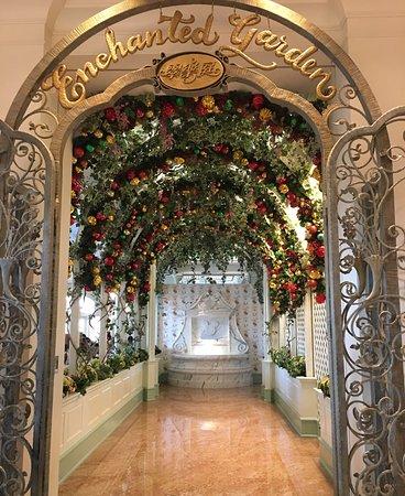 enchanted garden restaurant - Enchanted Garden