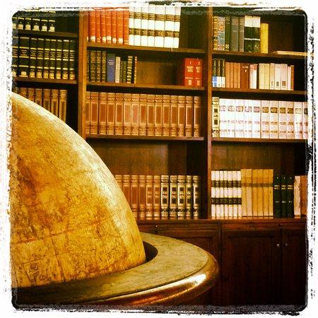 Magione, Italien: Biblioteca del Castello