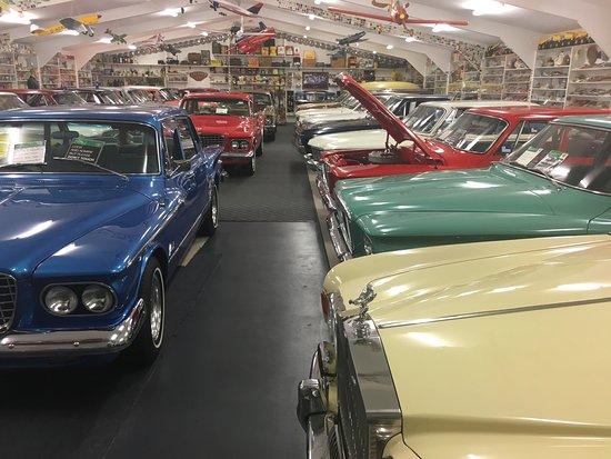 Donald & Sheila Feast's Classic Car Collection & memorabilia