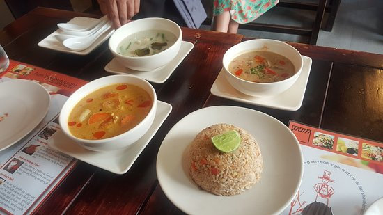 Pum Thai Restaurant & Cooking School: 20161228_131613_large.jpg