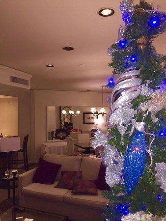 Loews Hotel Vogue: Joyeuses période de fêtes.