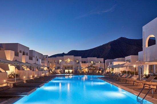 Ξενοδοχείο Aqua Μπλε