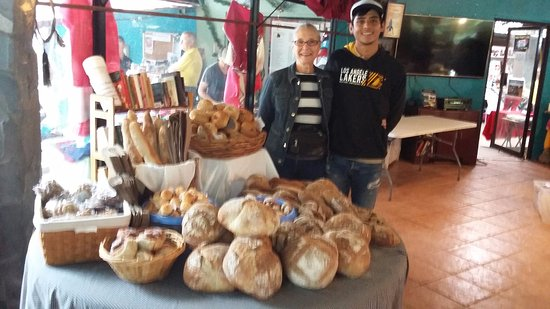 Morton's Bakehouse: They also have a stall at the Tuesday market in Boquete