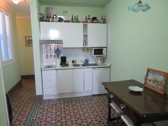 Casa Palacio Lopez Daza: Kitchen