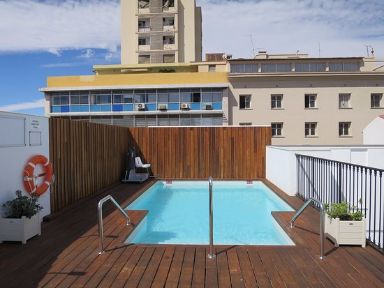 Room Mate Valeria Roof Terrace
