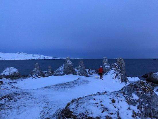 Lakselv, Norway: Trollholmsund