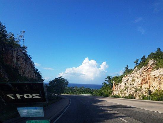ExplorerJamaica Transportation & Tours: Did I mention the views.....breath taking