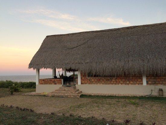Tofinho, Mozambique: casa Isabel