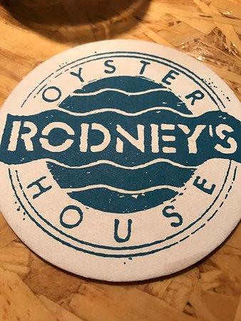 Rodney's Oyster House: Oyster Rodney