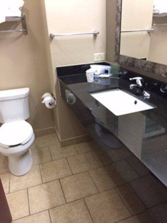 Forrest City, AR: Bathroom