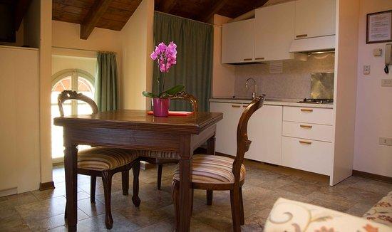 Residence Ortensia : app. 25 soggiorno