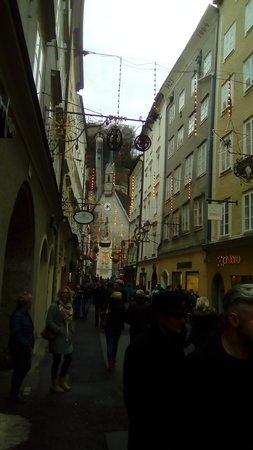 Salzburgo, Austria: Ομορφο και ζωντανό όλες τις εποχές