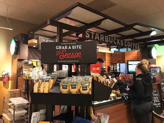 Starbucks Inside Safeway