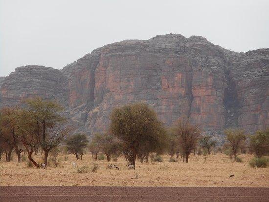 Mopti Region, Mali: Douentza, dry season