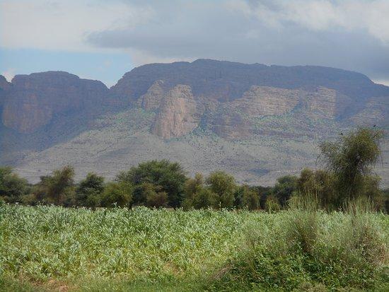 Mopti Region, Mali: Douentza, rain season