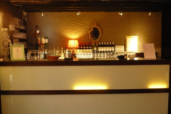 House of Agnes: Our famous Honesty Bar