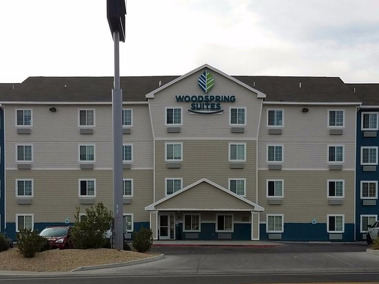 WoodSpring Suites Las Cruces