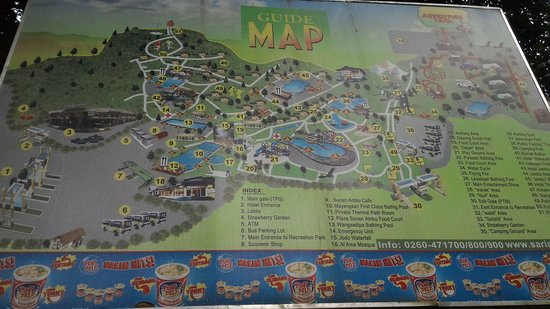 P large Picture of Sari Ater Hot Spring