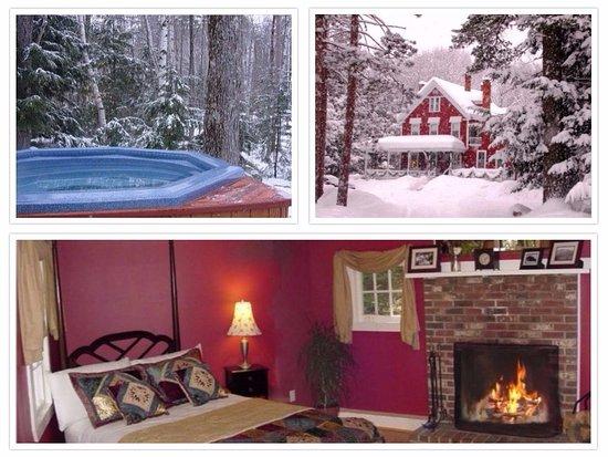 Winter Bartlett Inn & Cottages