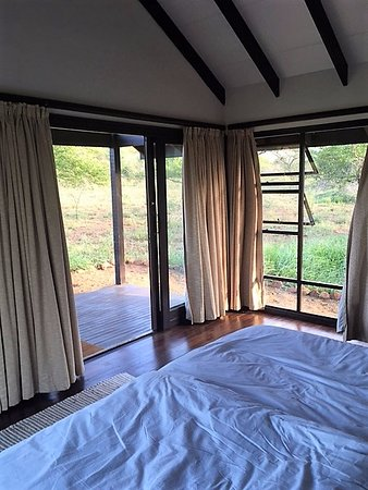 Lavumisa, Swaziland: Windows on all sides