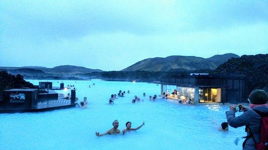 Grindavík, Islandia: Blue Lagoon (December 2016)