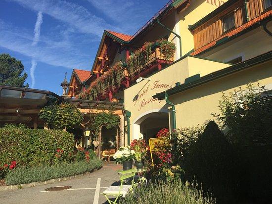 Restaurant Ferner's Rosenhof: Hotel Rosen Hof, Murau , Steier, Österreich