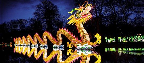 North Carolina: NC Chinese Lantern Festival