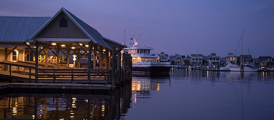 North Carolina: Southport  - America's Happiest Seaside Town
