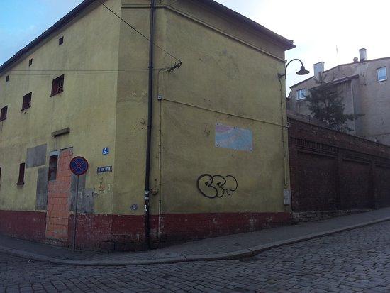 Tarnowskie Gory, Polandia: Von außen schwer erkennbar aber drinnen gemütlich.