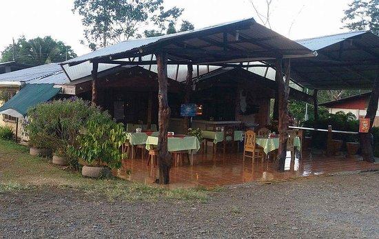 San Ramon, Costa Rica: Soda Tierra Fertil