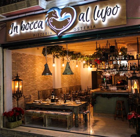 Exquisite review of in bocca al lupo alicante spain - Al lupo al lupo bagno vignoni ...