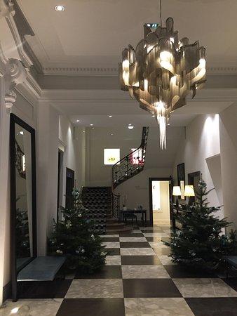 Unique Entrance Hall Chandeliers